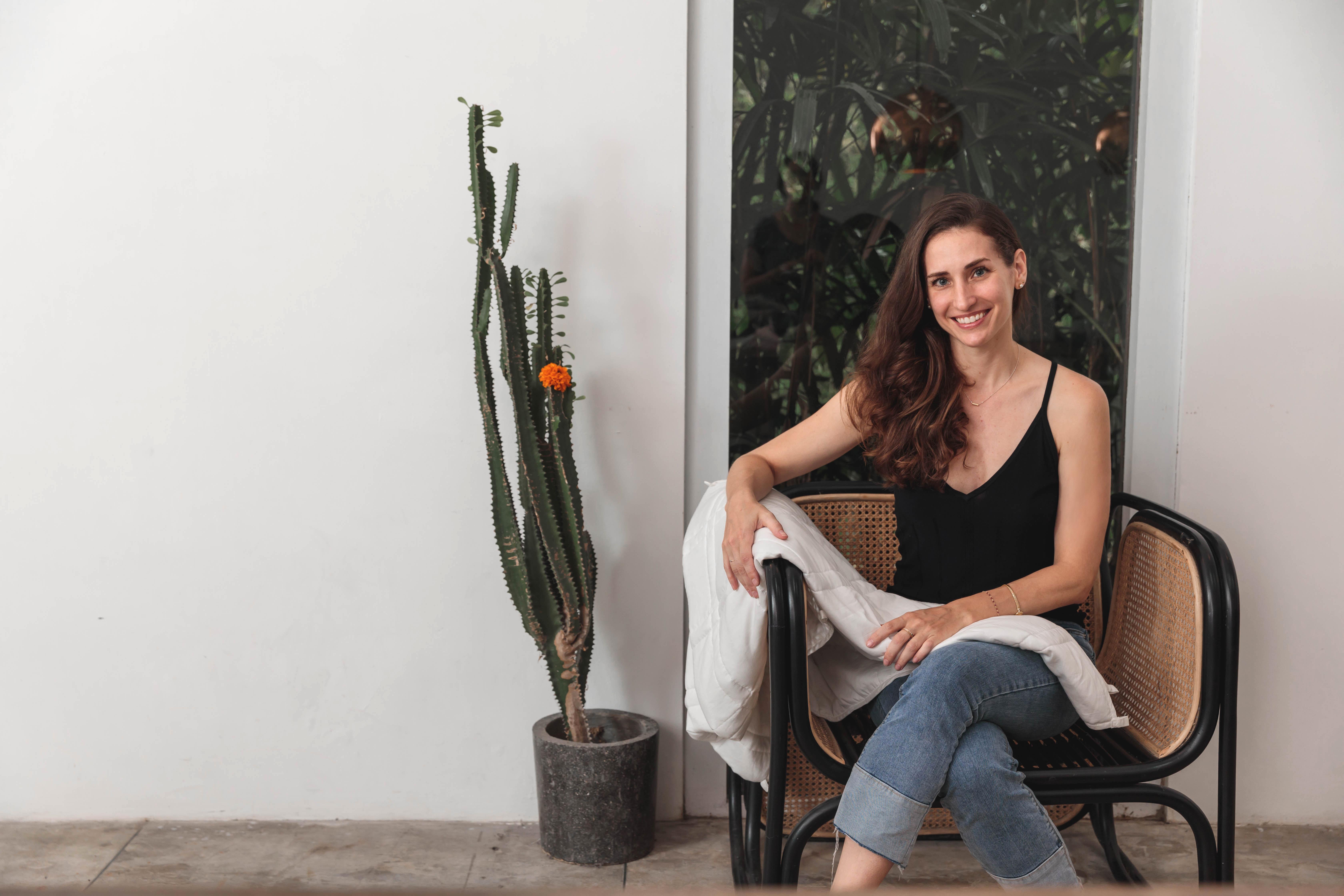 Elizabeth Grojean, Founder of Baloo Living
